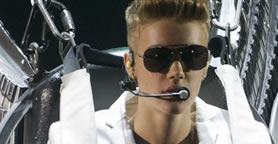 Justin Bieber al Palau Sant Jordi