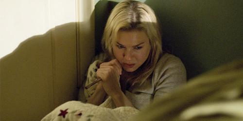 L'actriu Renne Zellwever aterrada quan descobreix la veritat.