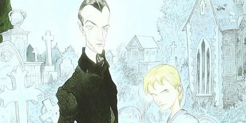 """""""El llibre del cementiri"""" de Neil Gaiman"""