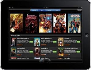 Saló del Còmic Barcelona 2010 iPad