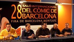 Saló del Còmic Barcelona 2010 Còmic digital