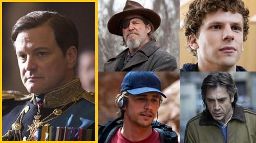Colin Firth Millor Actor El discurso del rey