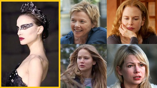 Natalie Portman Millor Actriu Cisne Negro