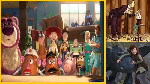 Toy Story 3 Millor Pel.lícula Animació
