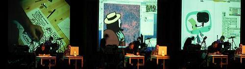 Kosmopolis 2006 Còmic i música