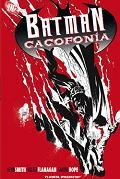 Saló del Còmic Barcelona 2010 Batman Cacofonia