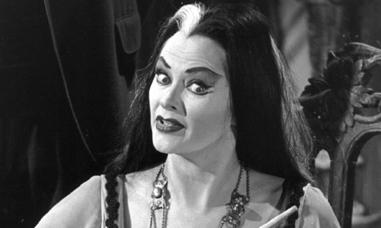 Lily Munster Yvonne de Carlo