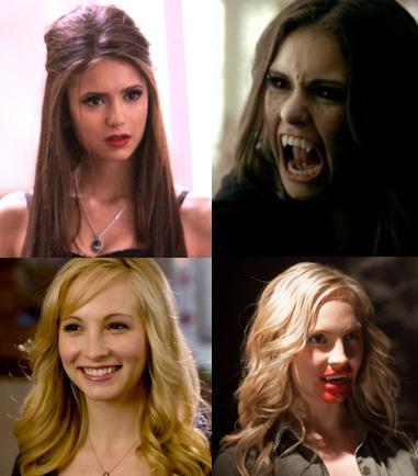 Vampireses The Vampire Diaries