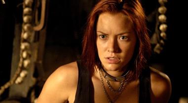 Kristanna Loken a 'Bloodrayne'