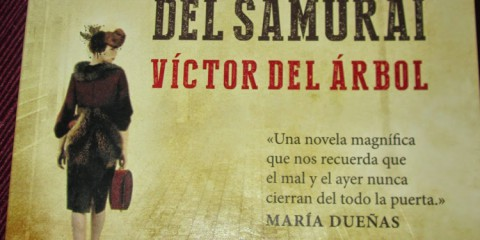 """""""La Tristeza del Samurái"""" de Víctor del Árbol"""