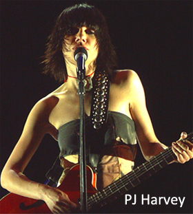 PJ Harvey Primavera Sound