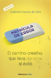 Matricula de error Gabrial Garcia de Oro