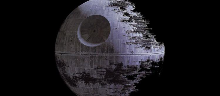 Estrella de la mort Star Wars