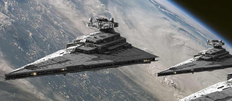 Destructor imperial Star Wars