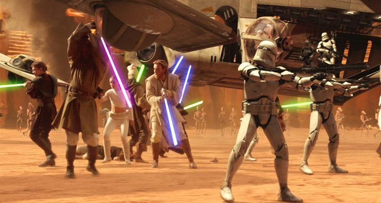 Episodi II: L'atac dels clons