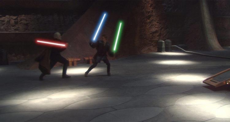 Episodio II: El ataque de los clones