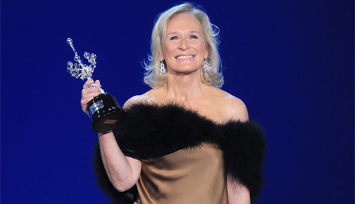 Glenn Close, premi Donosti