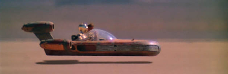 Landspeeder Star Wars
