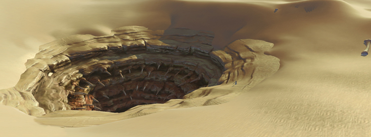 Sarlacc Star Wars