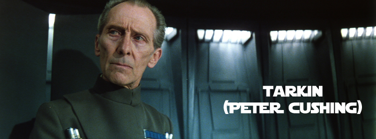 Tarkin Peter Cushing Star Wars