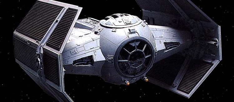 TIE Advanced Star Wars