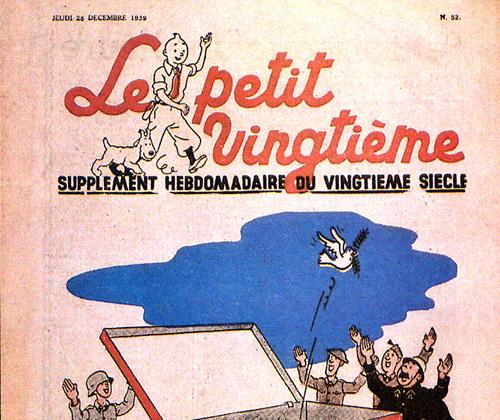 Tintin Herge