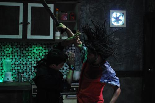Sitges 2011 The Raid