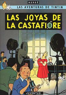 Tintin Herge Joyas Castafiore
