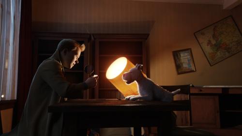 Las Aventuras de Tintin Herge Spielberg