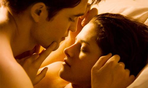 Crepúsculo Amanecer Pattinson Stewart
