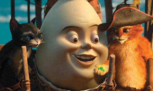 Kitty, Humpty Dumpty i el Gat amb Botes.