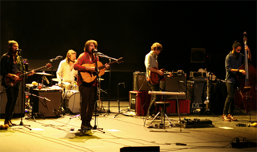 Fleet Foxes Primavera Club