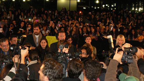 Premiere Crepúsculo Amanecer Barcelona