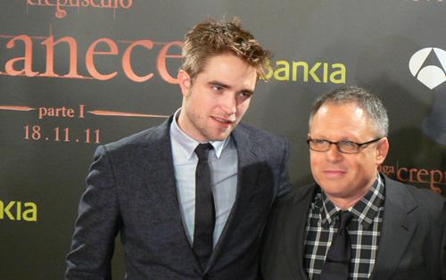 Premiere Crepúsculo Amanecer Barcelona Pattinson Condon