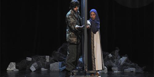 Romeu i Julieta a Gaza Teatra Guasch Ricard Reguant