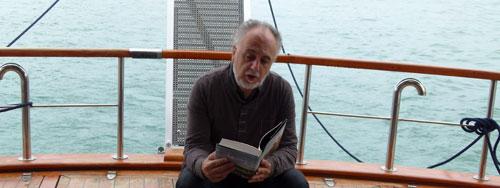 """""""El port del nou món"""" Xulio R. Trigo Edicions 62"""