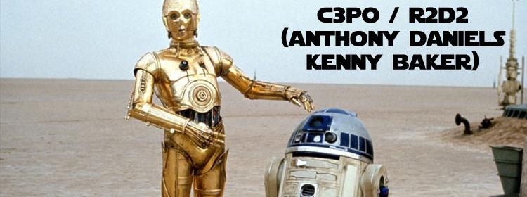 C3PO - R2D2 Star Wars