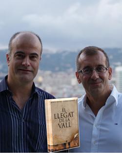 El llegat de la vall Jordi Badia Luisjo Gómez RBA