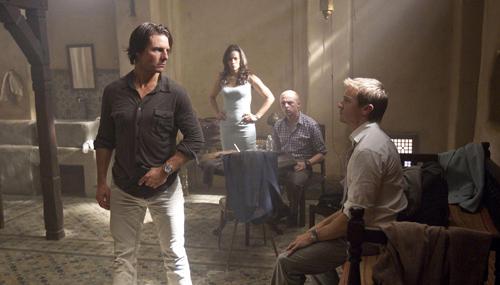 Misión Imposible Protocolo Fantasma Tom Cruise