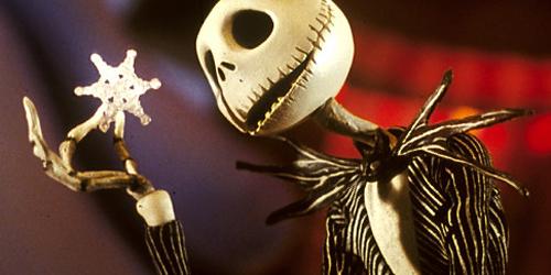 Nightmare before Christmas Tim Burton