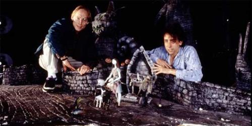 Nightmare before Christmas Tim Burton Selick