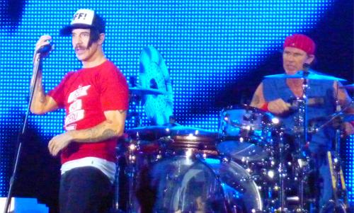 Red Hot Chili Peppers Palau Sant Jordi