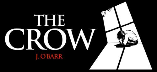 """Promo de """"The Crow"""" de James O'Barr"""