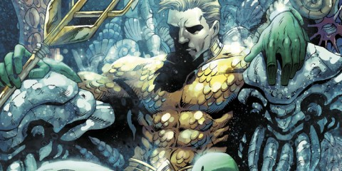 Aquaman. La muerte de un príncipe