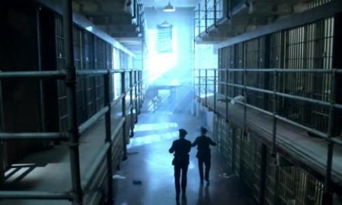 Alcatraz Fox J.J. Abrams