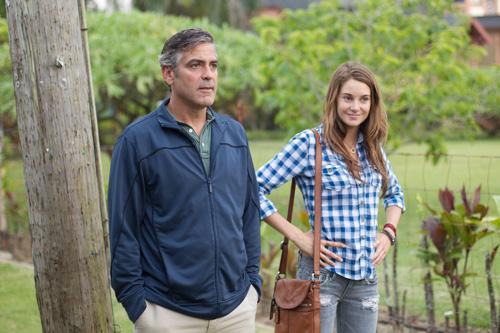 Descendientes Clooney Payne