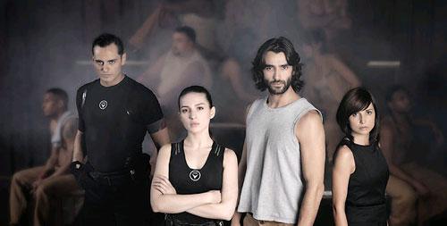 """""""La fuga"""" Telecinco Maria Valverde Aitor Luna"""