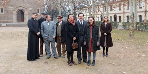 """Olor de colònia"" Silvia Alcàntara TV3 Diagonal TV"