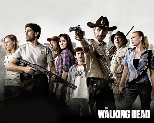 The Walking Dead Chronicles: Repartiment de la Primera Temporada.
