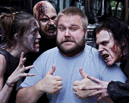The Walking Dead Chronicles: Robert Kirkman i els seus amics.